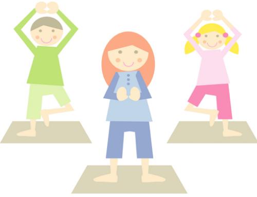 Super Kid Yoga