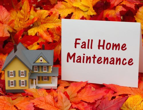 Jump Start on Fall Maintenance